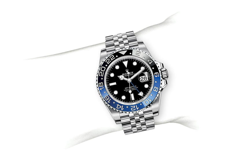 GMTマスターⅡ 126710BLNR