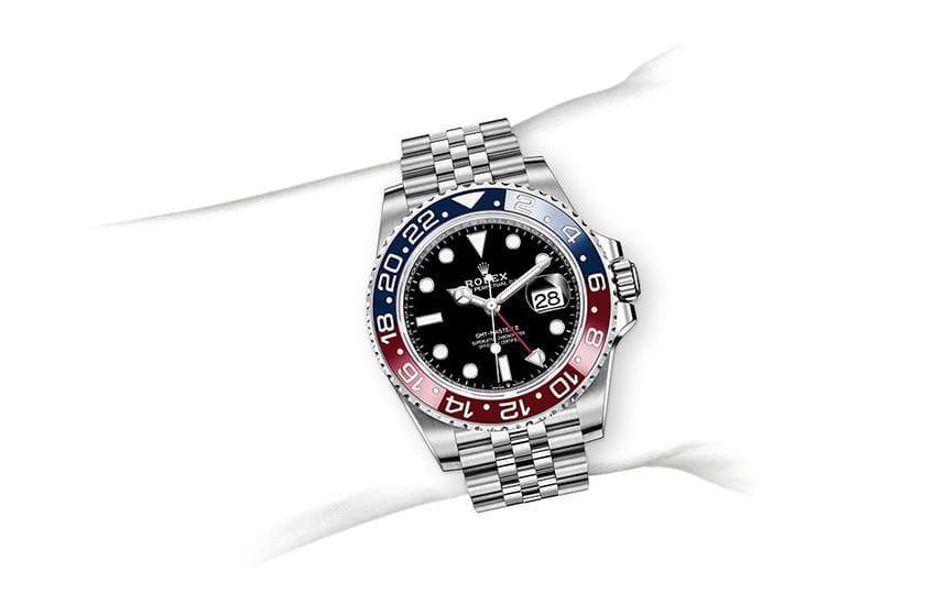 GMTマスターⅡ 126710BLRO