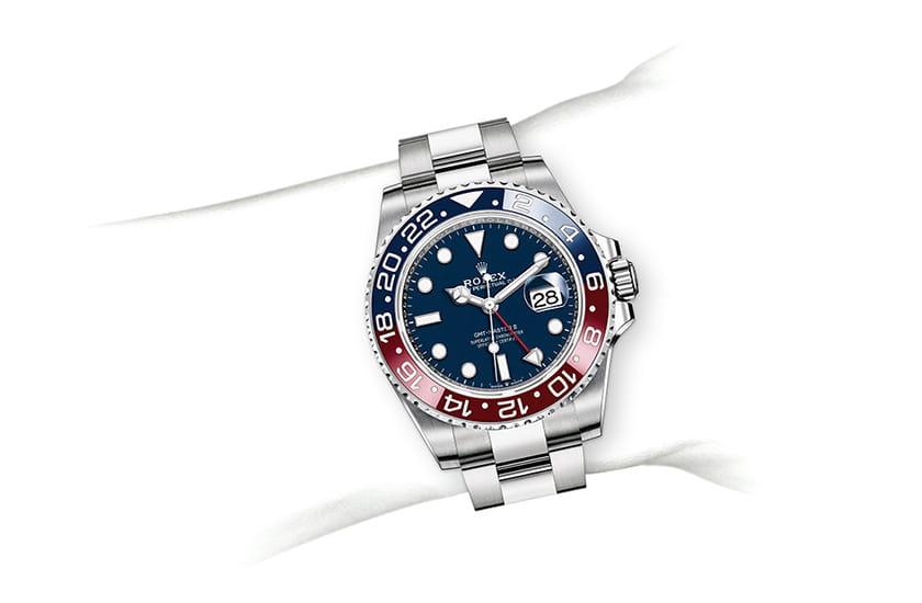 GMTマスターⅡ 126719BLRO