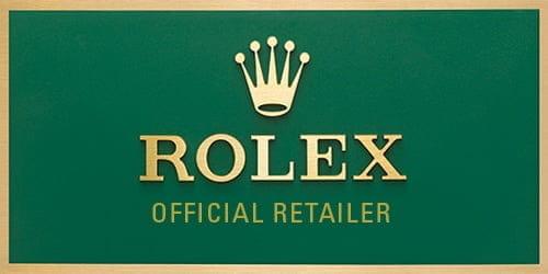 ROLEX OFFICIAL RETAILER